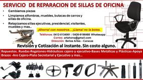 De Sillas Y Reparación Mobiliarios Tapizado Oficina QdoeWCxrB