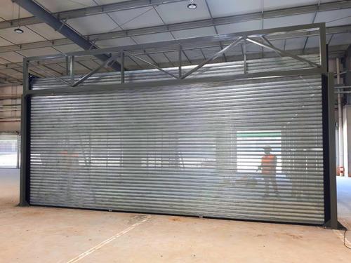 reparacion y urgencias cortina metálica enrollar 24hs nuevas