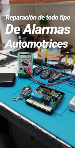 reparación y venta de alarmas de carro. garantizado