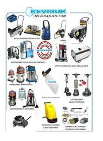 reparacion y venta de hidrolavadoras y aspiradoras industria