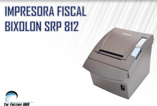 reparacion y venta de impresoras fiscales y balanzas
