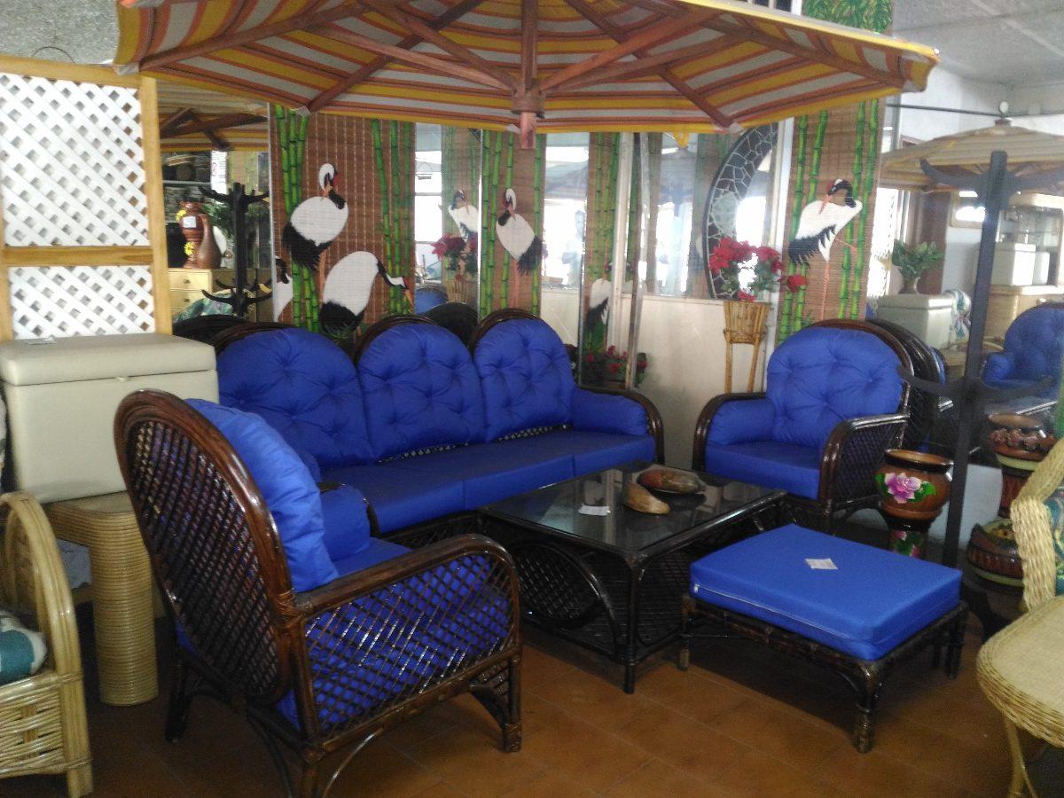 Muebles De Mimbre Y Rattan Ms Informacin Sof De Mimbre Conjunto  # Muebles De Bejuco