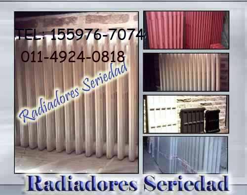 reparación y venta de radiadores de fundición.1559767074