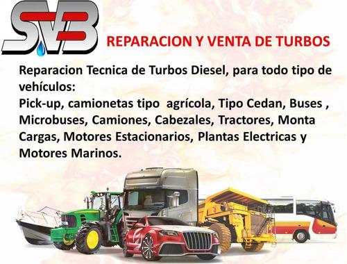 reparacion y venta de turbo mazda pro bt-50 3.2 4x4