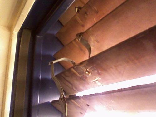 reparación y ventas de todo tipo de persianas