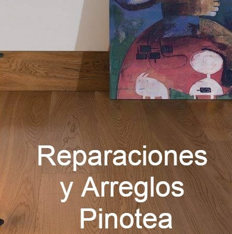 reparacione pisos  parquet pinotea arreglos