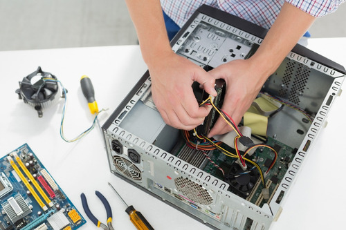 reparaciones computadora cpu soldaduras electrónicas
