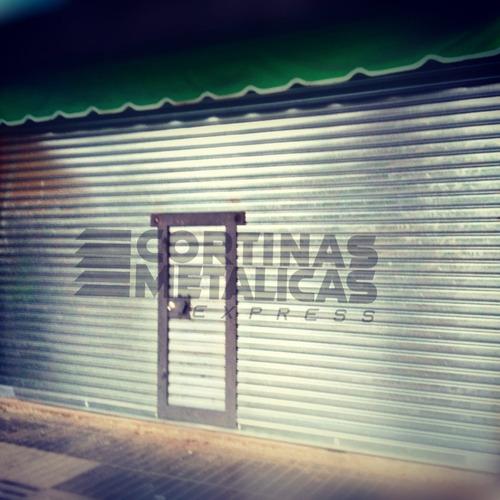 reparaciones cortinas metalicas garantizadas
