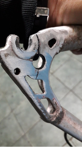 reparaciones de aluminio y soldaduras