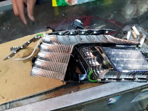 reparaciones de calaveras de led varias marcas.