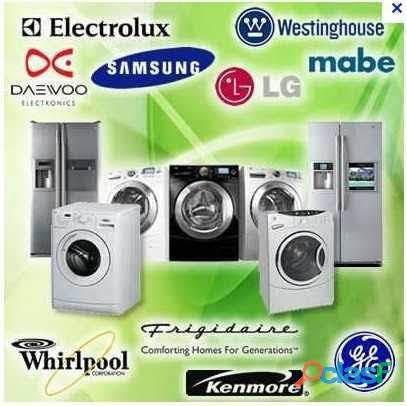 reparaciones de lavadora y electrodomésticos