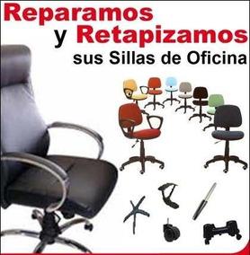 REPARACION DE SILLA DE OFICINA CAMBIO DE RUEDAS DE SILLAS #24787 ...