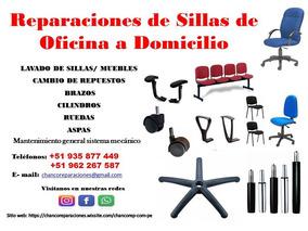 Reparacion De Sillas De Oficinalima en Mercado Libre Perú