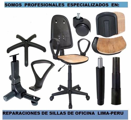 reparaciones de sillas de oficina lima - peru