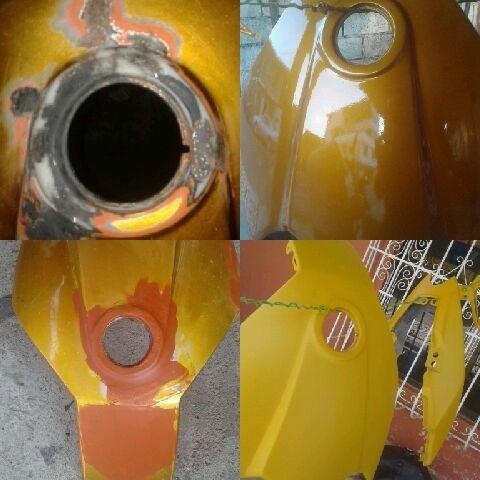 reparaciones de tapas de motos