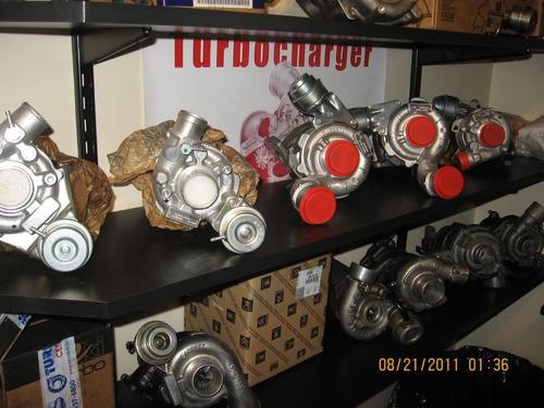 reparaciones de turbos todas las marcas ...solo turbos...