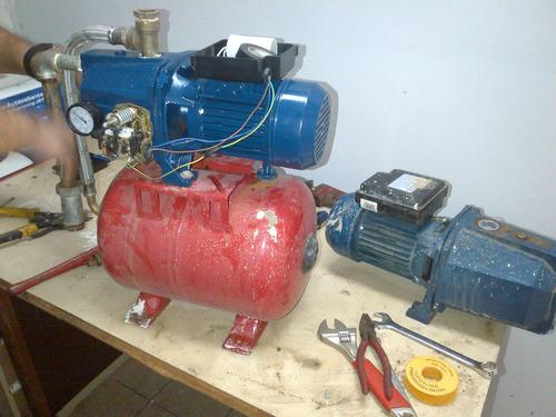 reparaciones instalaciones de sistemas hidroneumaticos