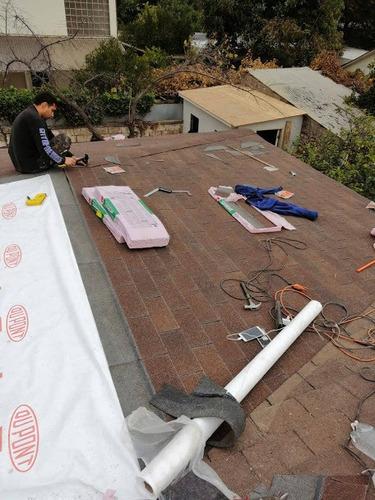 reparaciones & instalaciones de techos  enarsy.cl