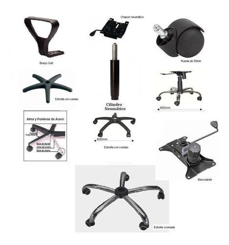 reparaciones, mantenimiento,ventas de sillas para oficinas.