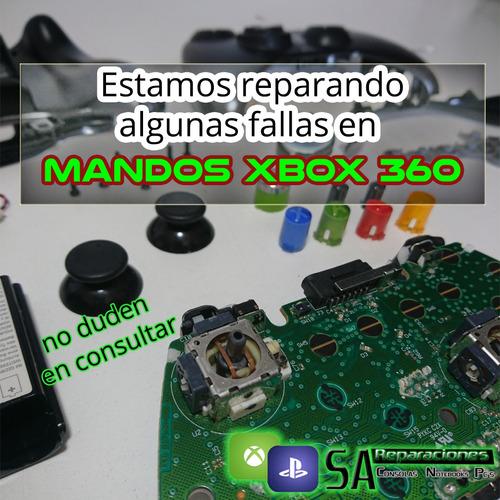 reparaciones ps4 - ps3 - ps2 - xbox - notebooks - joysticks