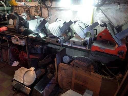 reparaciones/ service de cortadoras de fiambre.