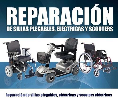 reparaciones sillas de ruedas y camas ortopedicas y alquiler