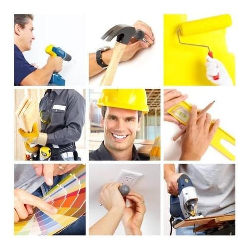 reparaciones, trabajos, arreglos. técnico a domicilio.
