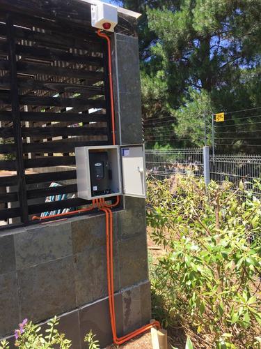 reparaciones y mantenciones de cercos eléctricos / seguridad