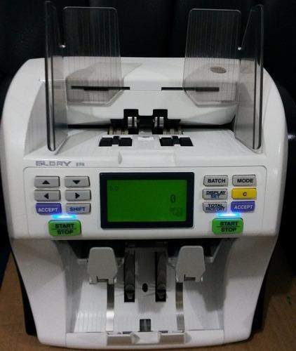 reparaciones y ventas de contadoras de billetes