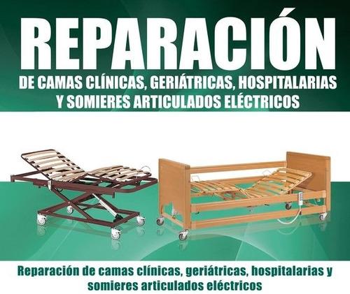 reparaciones yalquiler sillas de ruedas y camas ortopedicas