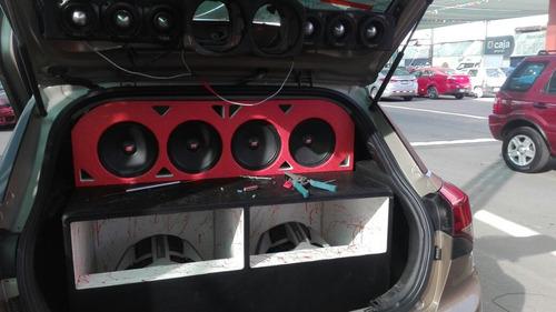 reparacion,instalacion y fabricacion de sonido en general...