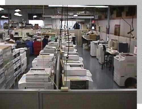 reparación,mantenimiento servicio técnico fotocopiadoras