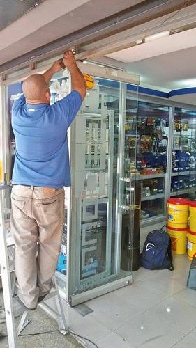 reparacion,mantenimiento,frenos,puertas,vidrio,instalacion