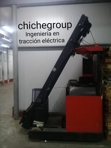 reparación,service apiladores y autoelevador eléctrico