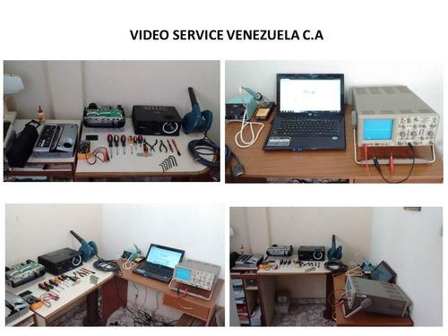 reparacion,servicio e instalacion para proyector video beam