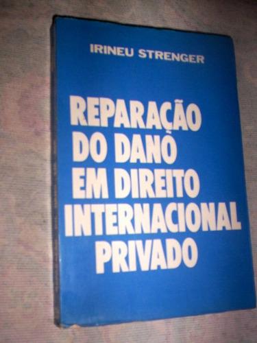 reparação do dano em direito internacional privado