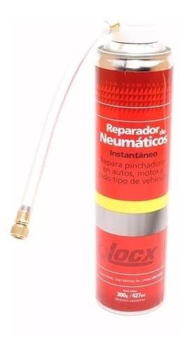 reparador de neumaticos instantaneo locx 427ml pinchaduras