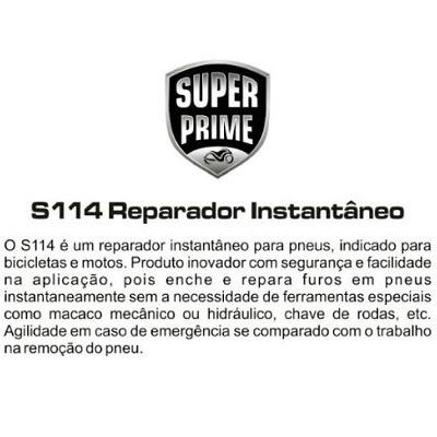 reparador de pneu (150ml) s114 super prime todas