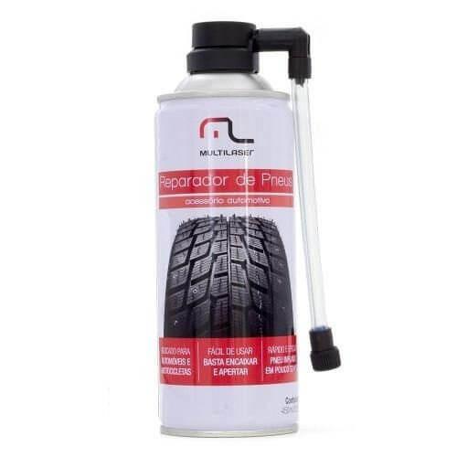 reparador instantâneo furo pneu moto carro pick-up sela tapa
