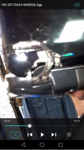reparamos carcaza portatiles golpeada quebradas pintada