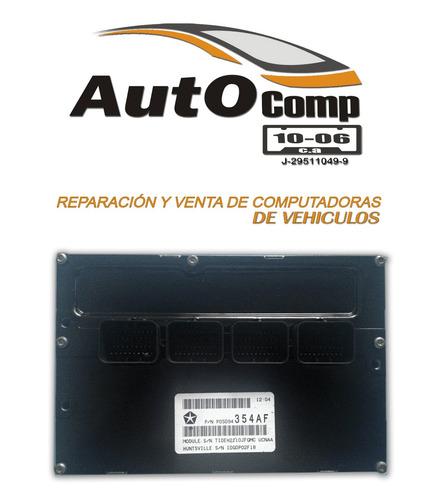 reparamos computadoras modulos abs y tipm 4g de  jeep