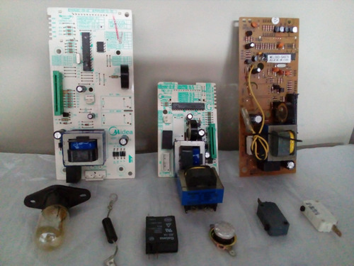 reparamos microondas  repuestos accesorios originales  venta