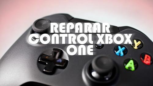 reparcion joystick y fuentes xbox one xbox 360 playstation 4