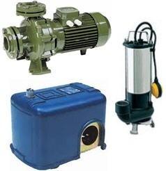 reparcion y ventas de bombas de agua y sistemas hidro.