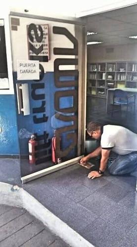 repar,manten,puertas,vidrio,cristal,frenos,instalacion,mab