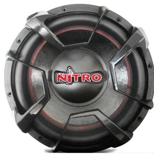 reparo 12 nitro b. d. 2x4 ohms 1000 w rms