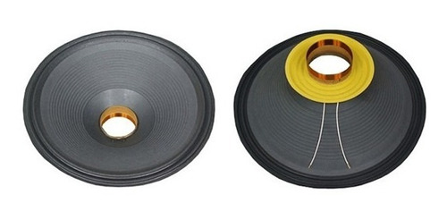 reparo alto falante 12 steel 300 / 8 ohms - oversound