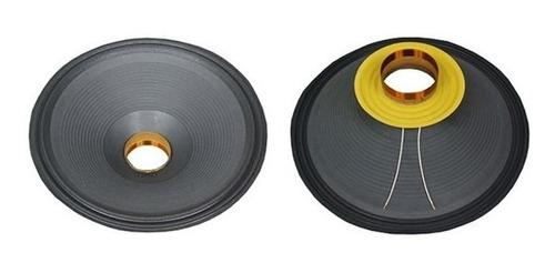 reparo alto falante 18 700 / 8 ohms - oversound