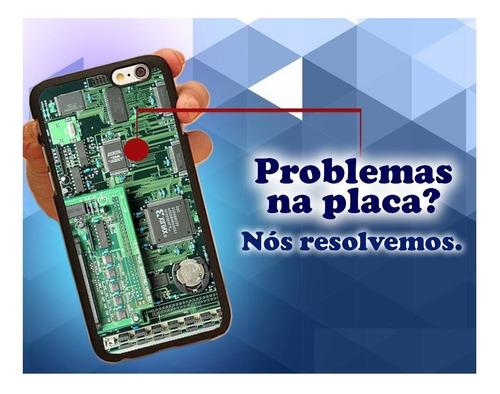 reparo audio iphone 7/ 7plus
