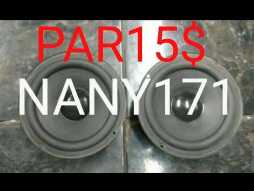 reparo bobina cornetas bajos medios remate cornetas reparada